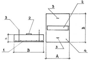 Железобетонные подушки оп 1 стоимость плит перекрытия цена