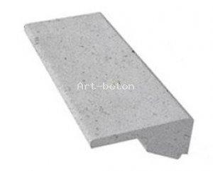 лестничные ступени из бетона купить в